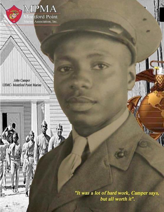 John H  Camper, United States Marine Corps – KAPPA ALPHA PSI
